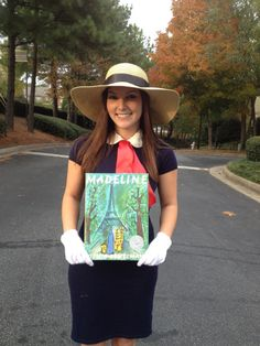 I want to be the cool teacher that brings books to life. Dress up as the characters.