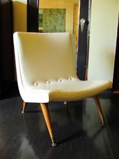 Sears 1958 Scoop Chair....I guess lots of great things were created that year :)