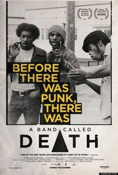 """""""rosamour:  Stupefaction New documentary: A Band Called Death -  http://theworldsamess.blogspot.com/2013/04/new-documentary-band-called-death.html  """""""