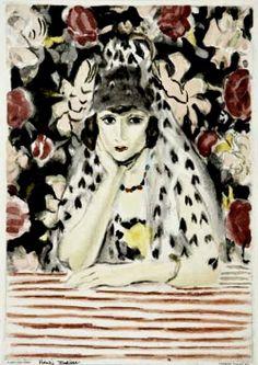 Henri Matisse   L'Espagnole