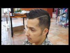 Soccer Player Mashup Haircut Tutorial - TheSalonGuy