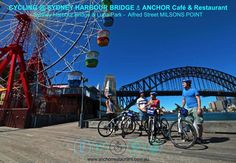 Cycling  Sydney Harbour Bridge Bike Path  ANCHOR Cafe & Restaurant - Taste the difference! #cycling #sydneyharbourbridge or #sydneylunapark #anchor #anchorcafe #anchorrestaurant #anchorestaurant #milsonspoint #kirribilli #lavenderbay #northsydney #northshore #mosman #bradfieldpark #kirribillimarkets #sydneyrestaurants #sydneycafes #bike #bicycle #bikes #bikelife #biker #fit #fitness #fitlife #sydneycyclist #sydneycycling #sydneycycleways #sydneyfitness #sydneyfit by anchorestaurant…