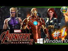 Marvel: Avengers Alliance 2 - Conhecendo o jogo - #1 [Windows 10]