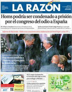 """""""El congreso del odio"""""""