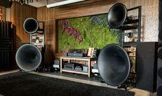 Horn Speakers, Hi End, High End Audio, Loudspeaker, Audiophile, Nirvana, Make It Simple, Tech, Music