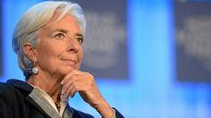 Lagarde yeniden aday - IMF\'de başkan olarak kalmak isteyen Christine Lagarde tekrar aday olduğunu açıkladı.
