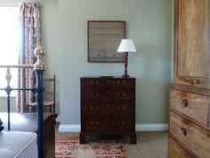 Ben Pentreath Welsh House - 'brown' furniture