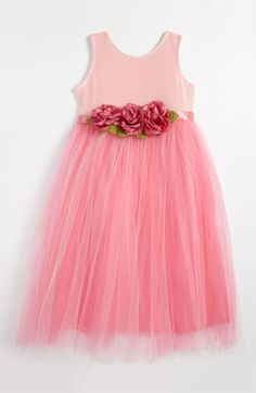 Tulle Gown for flower girl