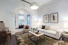 Love that bay window.  52 Elizabeth Street Malvern - Marshall White