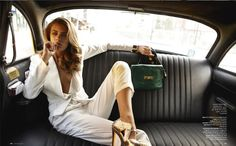 Tara Jean by Asa Tallgard for Elle Russia October 2011