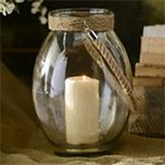 Clear Glass Lantern: Now 25% Off!