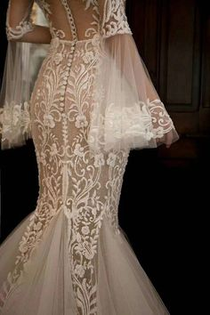 off white lace fabric, heavy embroidered lace fabric with retro florals, tulle lace fabric, bridal lace fabric with embroidery White Lace Fabric, Bridal Lace Fabric, Embroidered Lace Fabric, Tulle Lace, Floral Embroidery, Fabric Tutu, Dress Lace, Bridal Dresses, Flower Girl Dresses