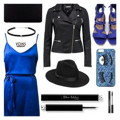 """Yoins - Hot Date Night Style"" by dora04 ❤ liked on Polyvore featuring Lack of Color, Chiara Ferragni, Carbon & Hyde, DateNight, yoins, yoinscollection and loveyoins"