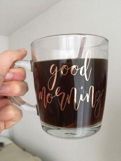 Coffee Wine, Coffee Mugs, Aesthetic Coffee, Coffee Addiction, Cricut Ideas, Creative Ideas, Wine Glass, Ale, Attitude