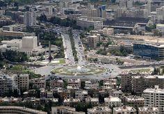 Umayyad Square, Damascus