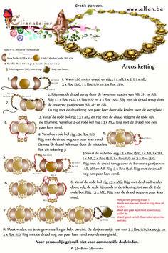 * Elfenatelier ~ Seed Bead Tutorials
