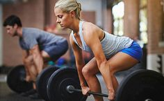 Extreme Sports Performance - Deadlifts