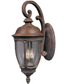 Maxim 3465CDSE Knob Hill Cast 3-Light Outdoor Wall Lantern Sienna Seedy Glass by Maxim. $153.00. Maxim 3465CDSE Knob Hill Cast 3-Light Outdoor Wall Lantern Knob Hill Cast is a traditional, European style collection from Maxim Lighting International in Sienna finish with Seedy glass.. Save 27% Off!