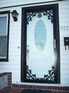 Security Doors, Steel Doors, Front Doors, Storm Doors, Iron Doors, Glsss