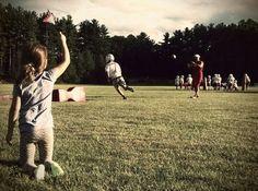 Football, Sanford Maine, America