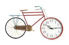 Ρολόι ποδήλατο by villart.gt