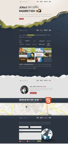 PORTFOLIO 2013 - WEB DESIGN by renderworks.deviantart.com on @deviantART