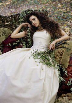 Charlotte Kemp Muhl-Victorian style