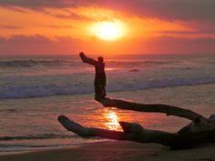 Sunset @ Banana Beach, Santa Teresa Costa Rica