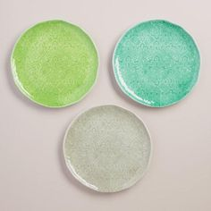 Rustic Melamine Salad Plates, Set of 4 | Williams-Sonoma | Favorite ...