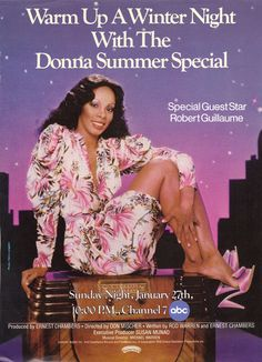 The Donna Summer Special (Sunday, January 27, 1980, ABC)