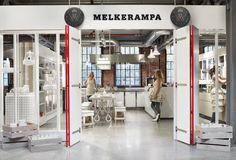 TINE Melkerampa, co-created with Inne Design - Scandinavian Design Group