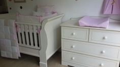 Sleigh Baby Cot Nursery Furniture In Johannesburg South Africa