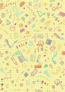 For Portfolio: printable scrapbook paper with back to school theme. CUTE!  #iHNbacktoschool