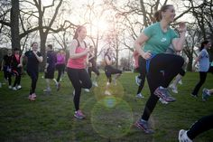 As I've mentioned before on here, I'm running the Nike Women's on May this year with Leah's Team Naturally Run. Nike and Elle magazine have organised weekly a running club on a Monday, (that I went to… Jogging Tips, Runner Beans, Running Club, Elle Magazine, Nike Women, 18th, Train, Activities, Style