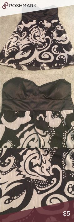 $3 Charlotte Russe small strapless top $3 each on 5 or more! Bundle and save! Have a ton of Name brand: Victoria's Secret, American Eagle, Hollister, Aeropostale, Maurice's, Abercrombie& Fitch, Nike, adidas, Charlotte Russe, rue 21, forever 21, justice, New York & company, wet seal, vanity, alfani and some others! #2 Charlotte Russe Tops