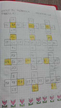 Classe Seconda - Matematica-Oltre il 40 fino a 100- Novembre - Maestra Anita Class 1 Maths, Math 2, Primary Maths, Primary School, Math Sheets, Math For Kids, Multiplication, Math Lessons, Fun Learning