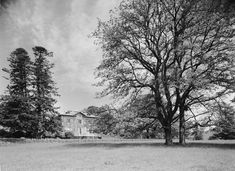 DERRY-ORMOND MANSION, HOUSE SITE, BETWS BLEDRWS   Coflein Tower Stand, Hip Roof, Image Archive, Mansions Homes, Digital Image, Terrace, Country Roads, Landscape, House