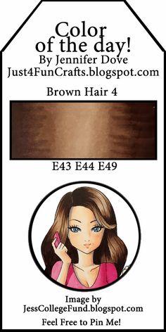 Brown Hair 4.
