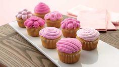 Wilton Colorful Cupcakes | Cake Decorating Class