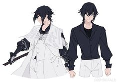 Noctis looking stylish as ever Noctis Final Fantasy, Final Fantasy Artwork, Manga, Fanarts Anime, Cute Anime Pics, Fantasy Series, Anime Outfits, Character Design Inspiration, Anime Guys