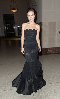 Olivia Wilde at the Museum of Natural History Gala in New York. Olivia Wilde  a80a135c9