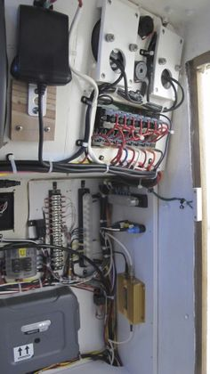 To see our typical Wiring Diagram, click this link:  Many of our customers install themselves. But we have an extensive network of Dealers and Installers if you prefer to have a professional do the job!