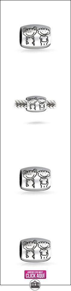 Bling Jewelry 925 Plata 925 Plata Niña Niño Niño Abalorio  ✿ Joyas para mujer - Las mejores ofertas ✿ ▬► Ver oferta: https://comprar.io/goto/B01J2AAPNU