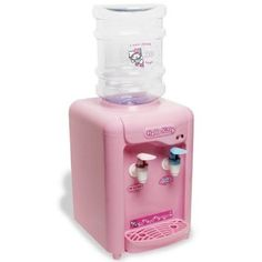 Hello Kitty Warm/Cold Water Dispenser: Home & Kitchen Hello Kitty Zimmer, Hello Kitty Haus, Hello Kitty Rooms, Hello Kitty Kitchen, Toy Cars For Kids, Toys For Girls, Gifts For Girls, Mini Things, Things To Buy