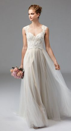 """Watters Brides """"CALANTHE"""" 1070B    $2210    NOW IN STORE!!"""