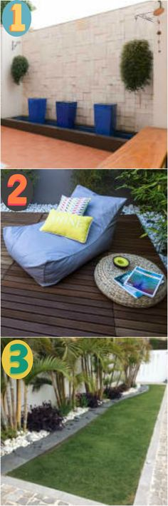 If you ever wanted to make a change in your backyard or garden, but did not know where to start, we here at homify will give you 19 ideas that will delight you. Sometimes all you need is a little inspiration to get the ball rolling and set you on your way to creating the space you desire.