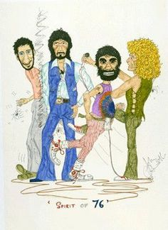 """Spirit of 76"""" is one of John Entwistle's most beloved depictions of The Who."""