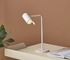 Live Work is a minimalist furniture collection created by Toronto-based designers MSDS Studio. Bedroom Lamps, Bedroom Lighting, Home Lighting, Lighting Design, Bedroom Office, Desk Light, Lamp Light, Milan Furniture, Modular Furniture