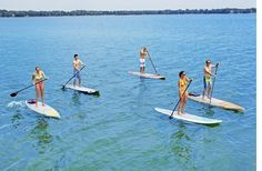 Try something fun, try something new, with Stand Up Paddle Boards! Action Marina is your go-to place.