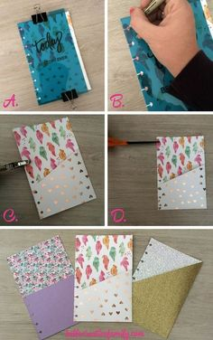 Want to punch holes in something to put into your Happy Planner but don't have a Happy Planner Arc Hole Punch. It's easy to DIY it! This tutorial shows you how to make holes in paper for your Happy Planner without the Arc Punch.